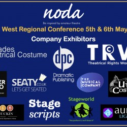 NODA North West Conference 2018 - Company Exhibitors